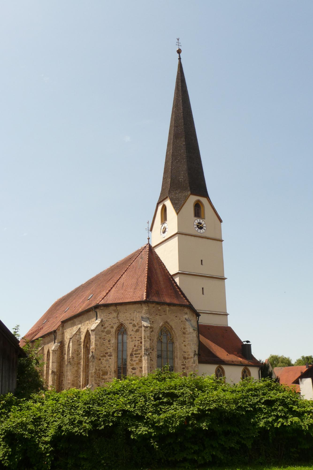Pfarrkirche Mittich