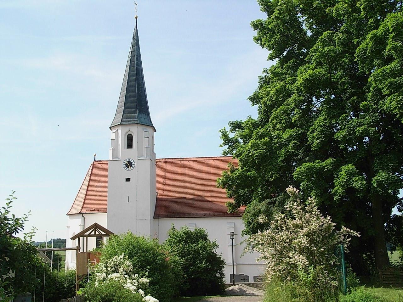 Pfarrkirche NC3 B6ham