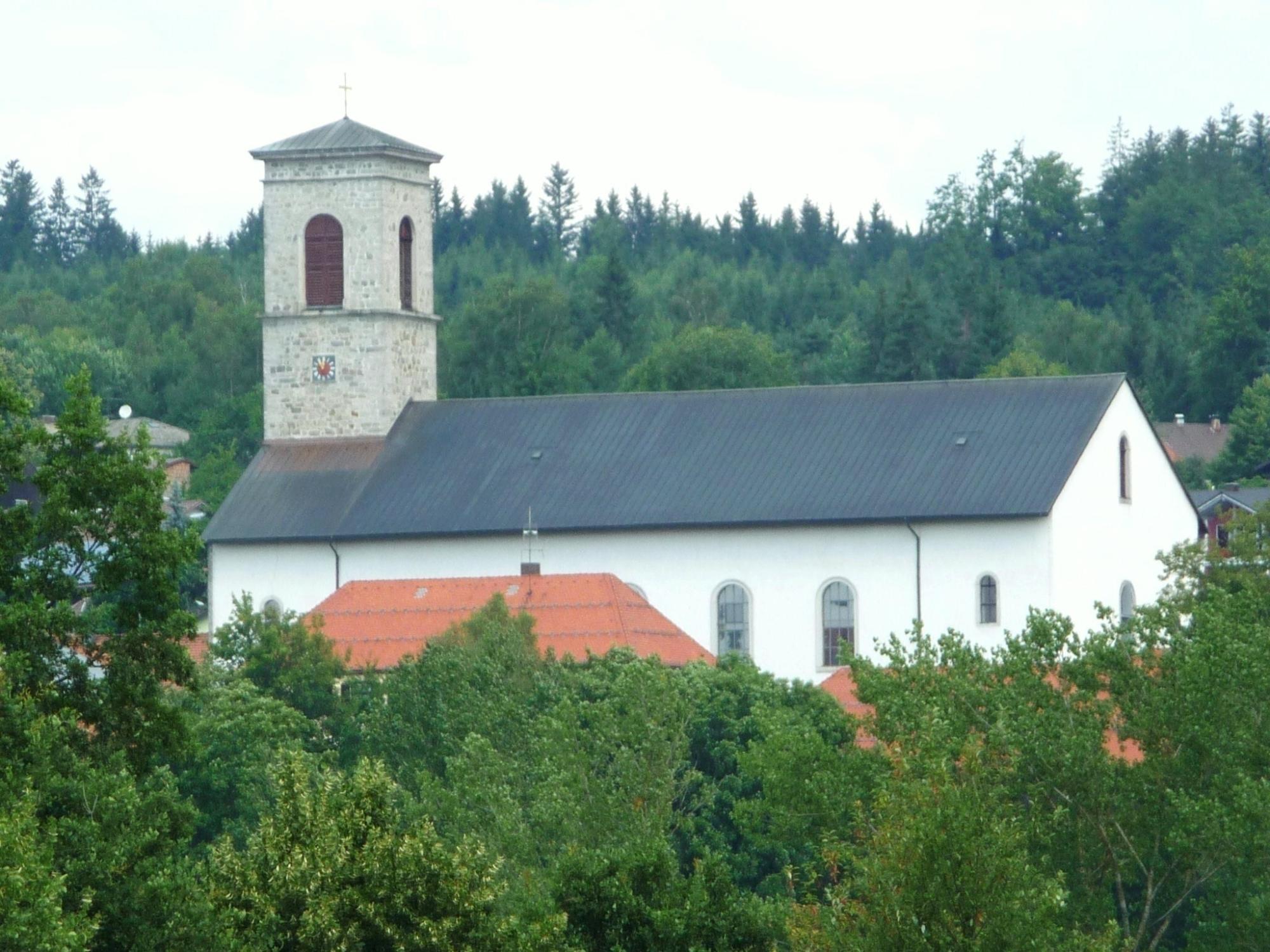 Pfarrkirche Neureichenau