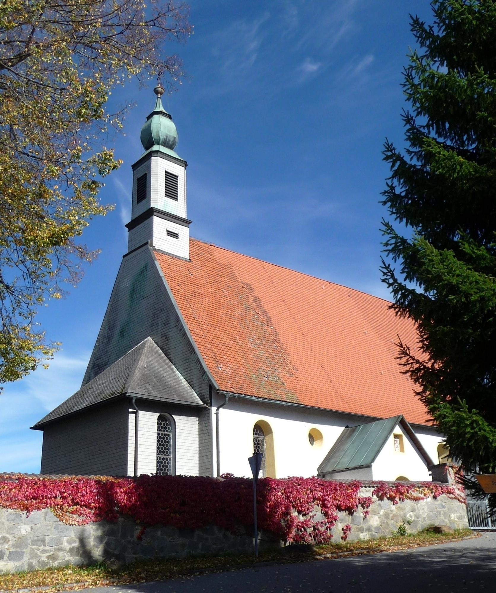 Pfarrkirche Oberkreuzberg