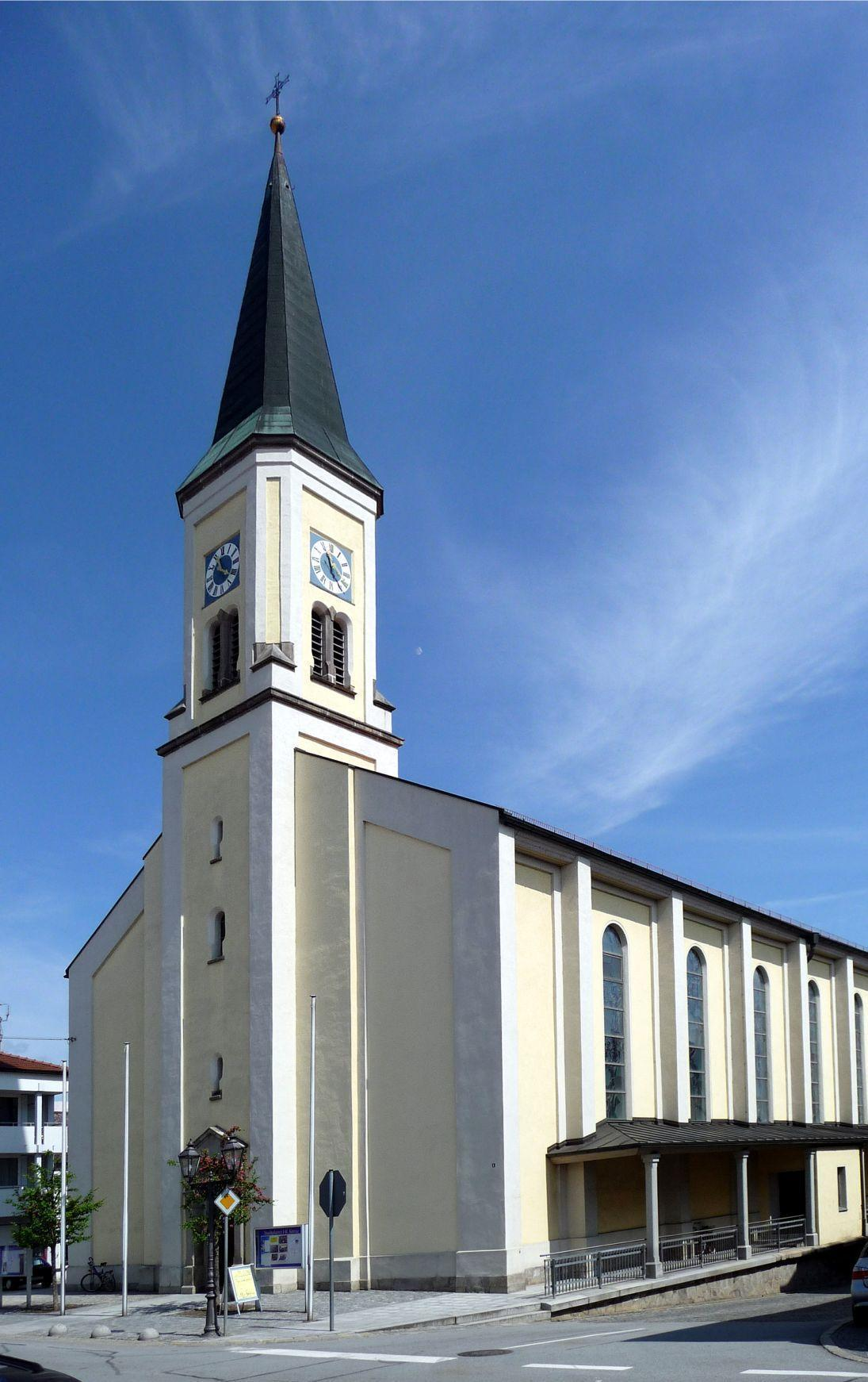 Pfarrkirche Osterhofen 2 200304 150653