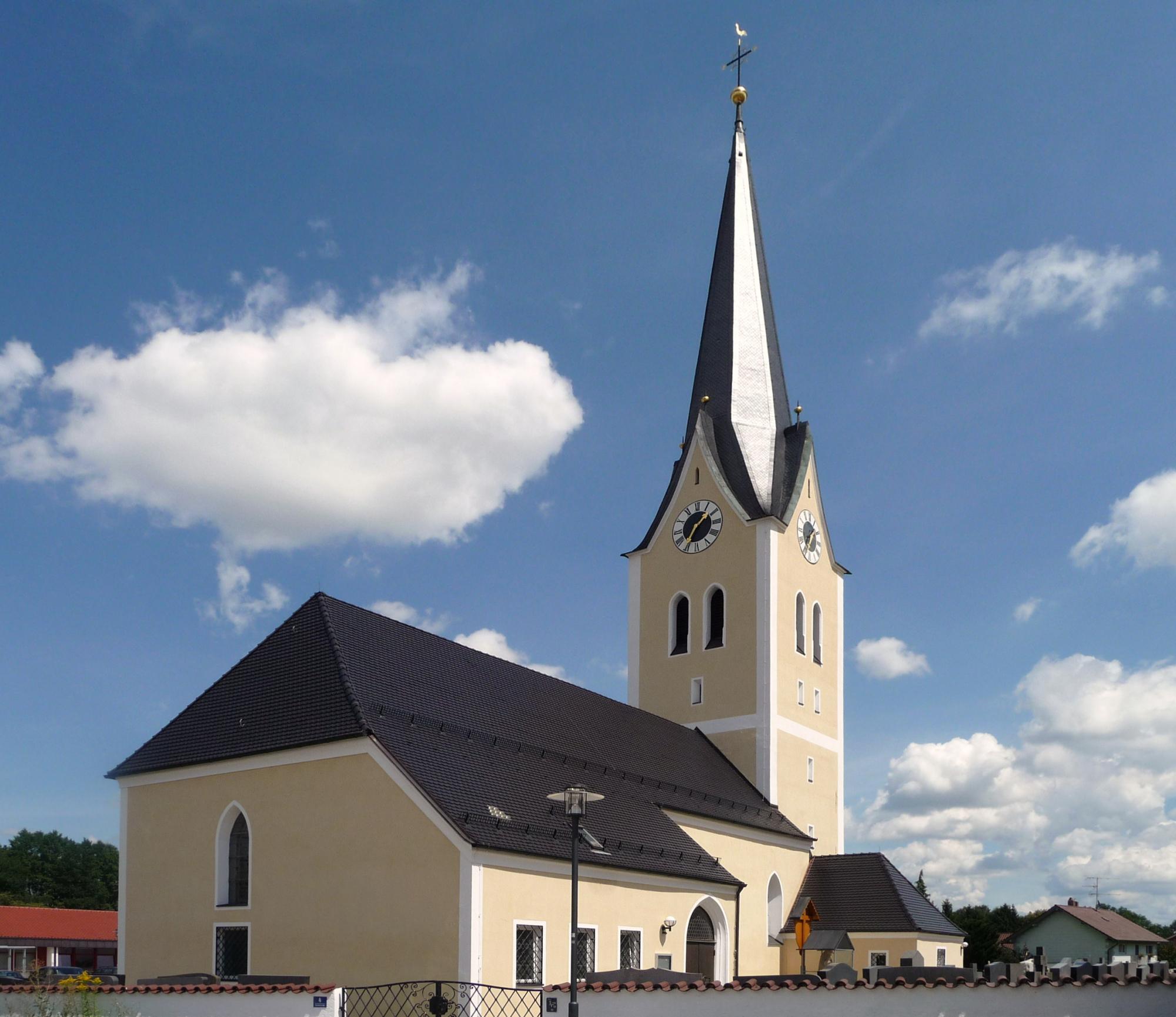 Pfarrkirche PC3 B6rndorf 2