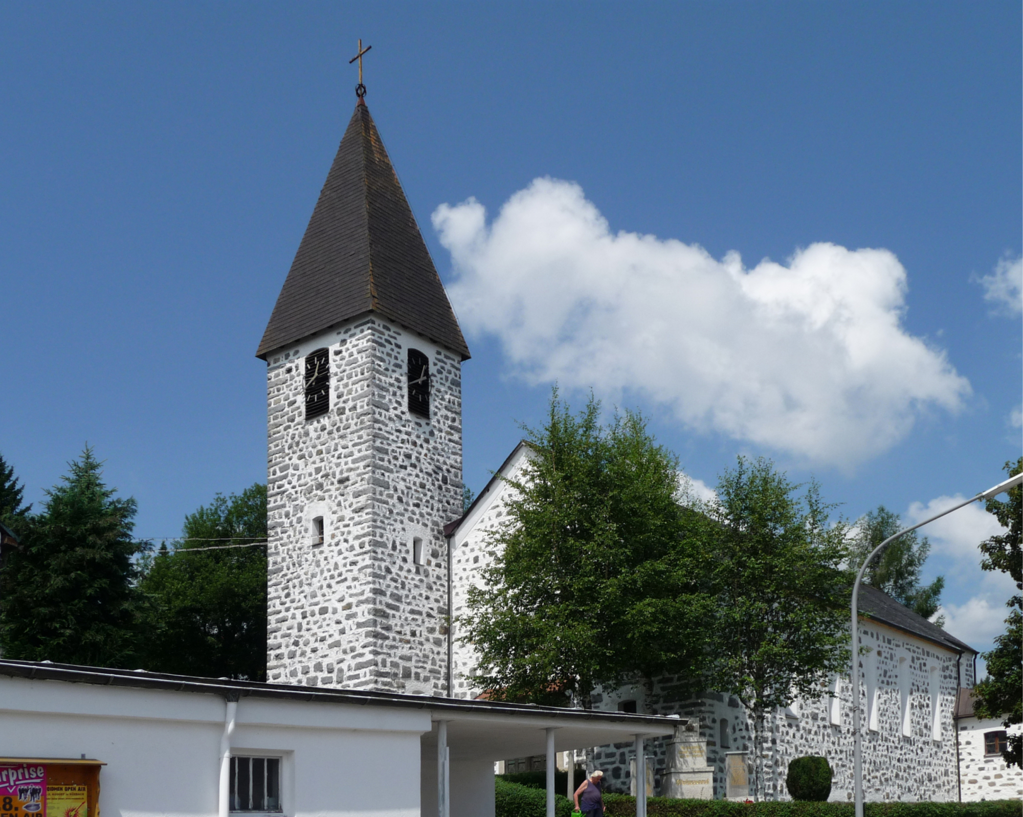 Pfarrkirche Philippsreut 2