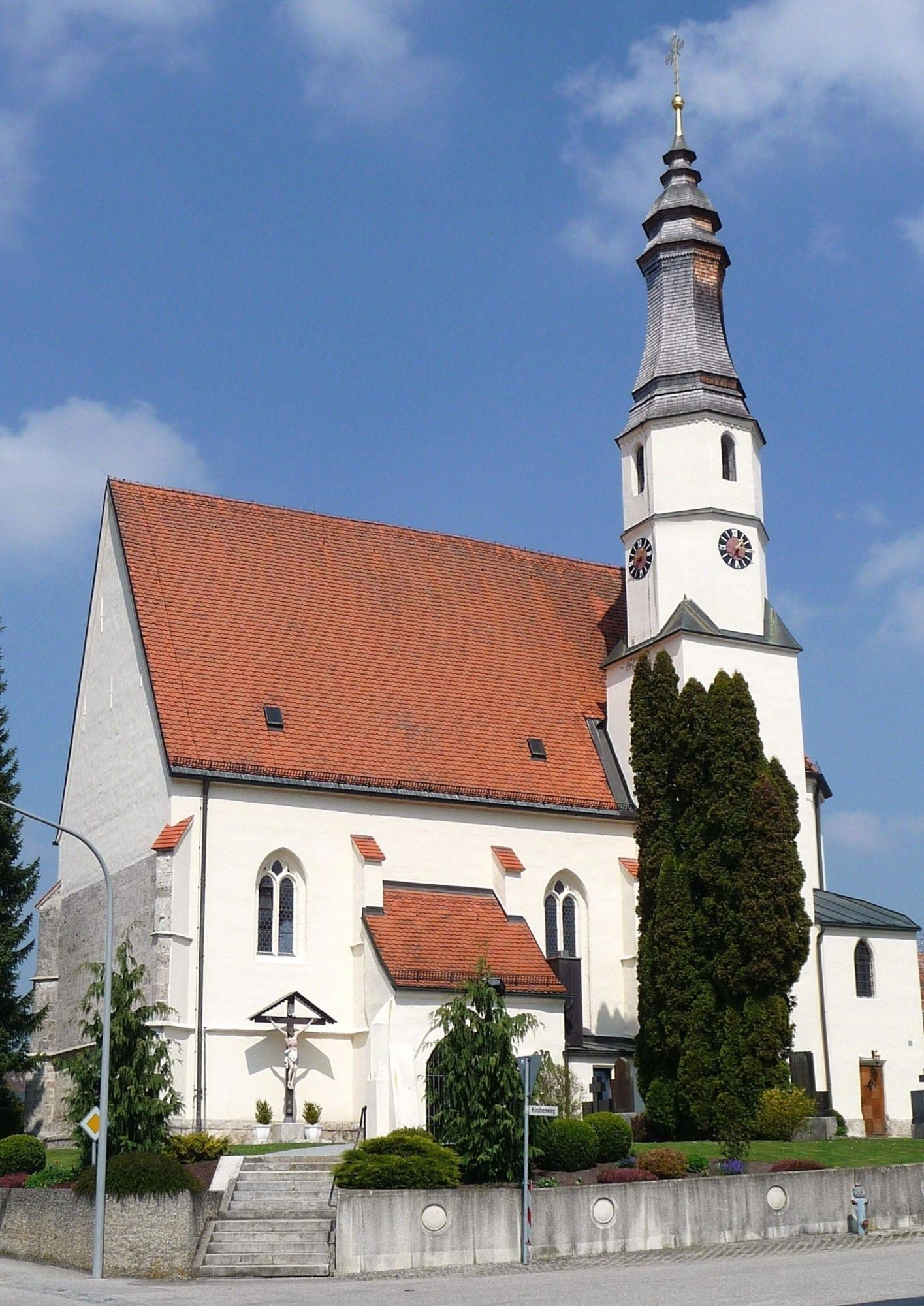 Pfarrkirche Prienbach