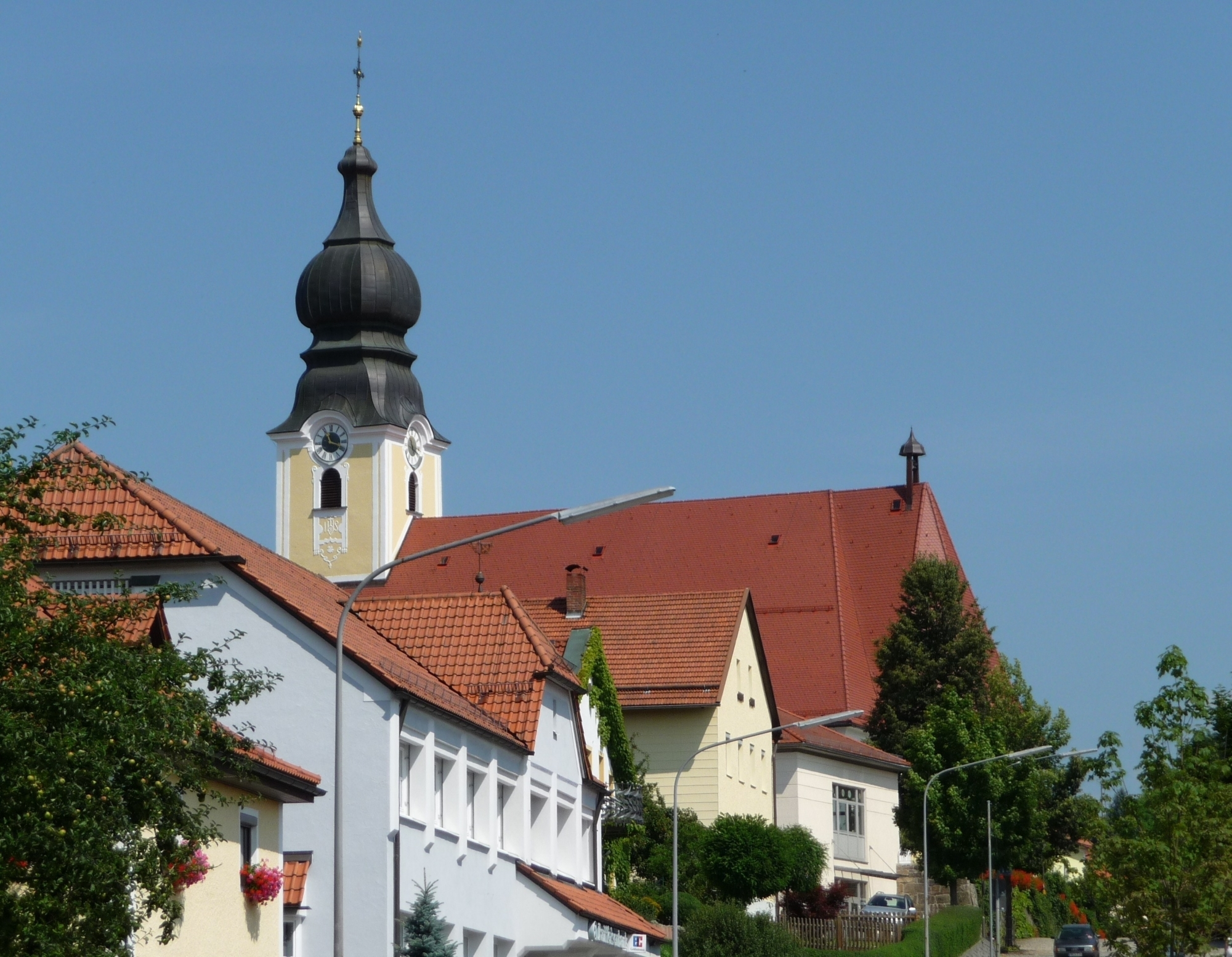 Pfarrkirche RC3 B6hrnbach