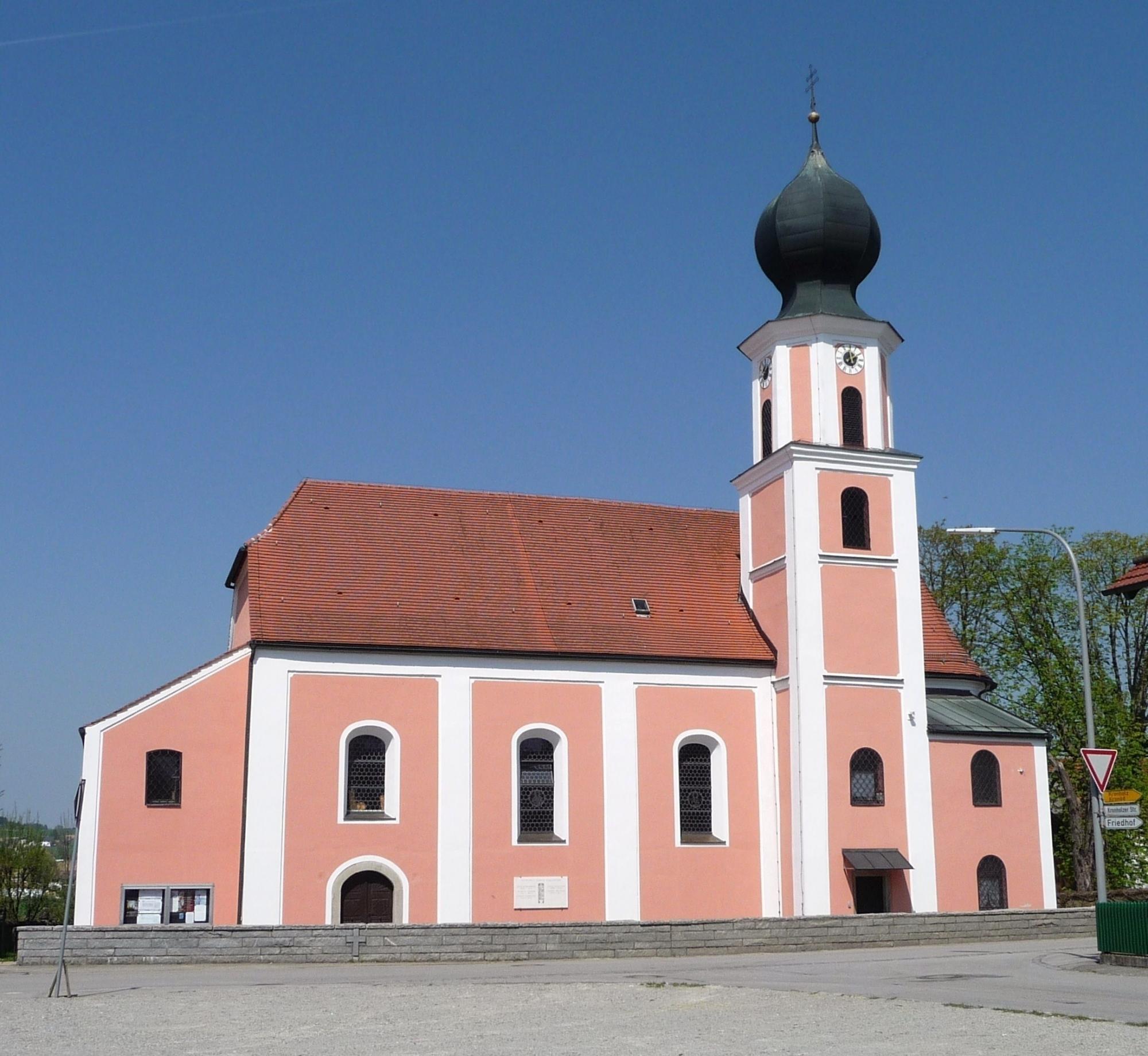Pfarrkirche Rainding