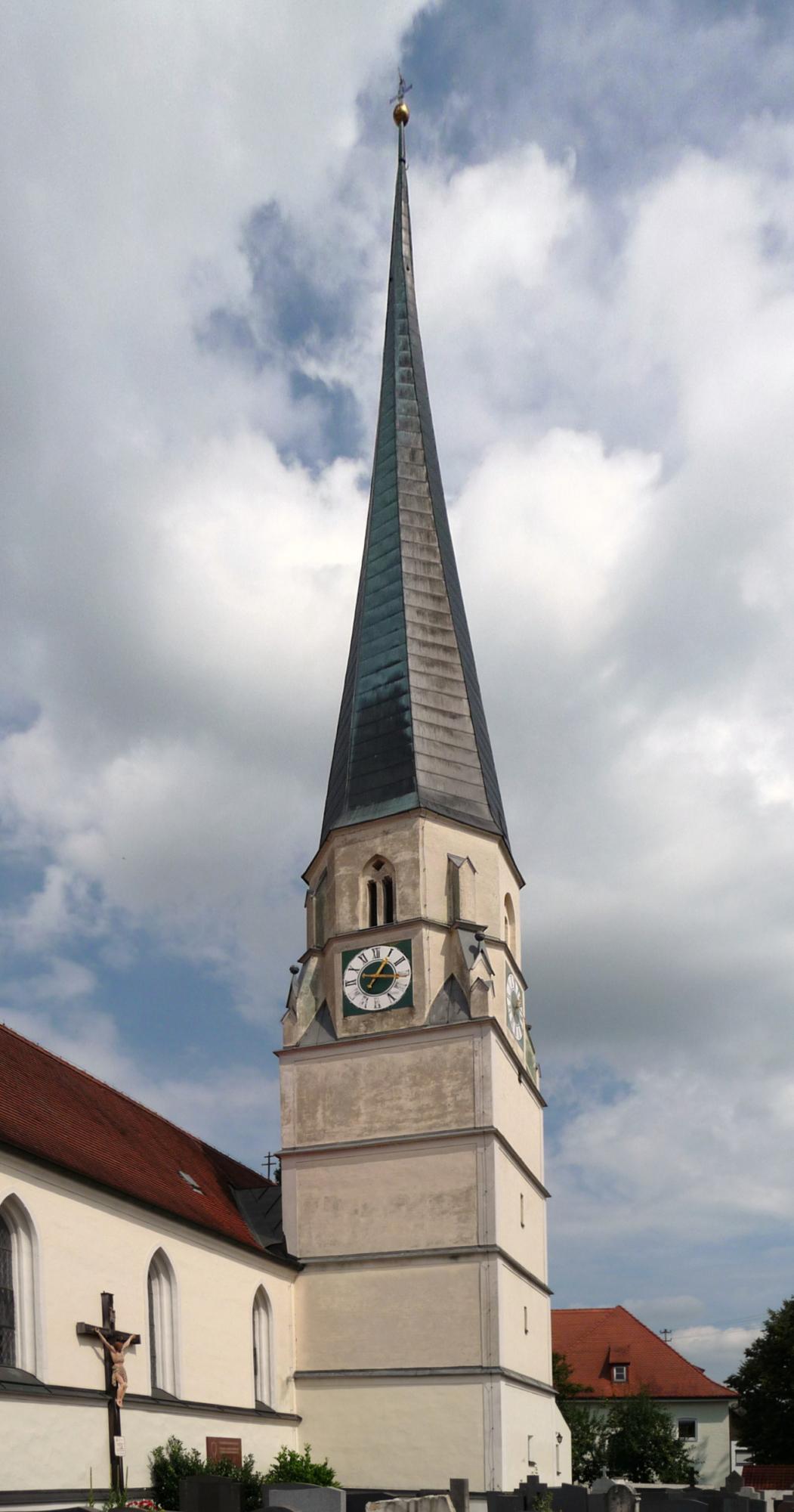 Pfarrkirche Rogglfing 2