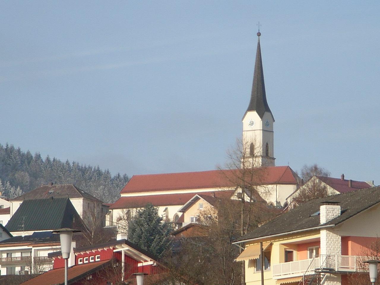 Pfarrkirche Sch C3 B6nberg