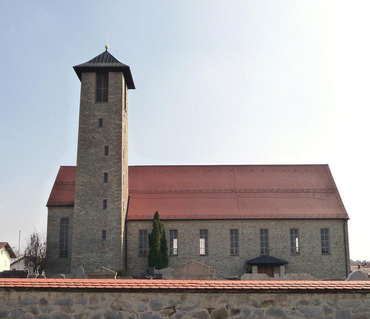 Pfarrkirche Schaibing