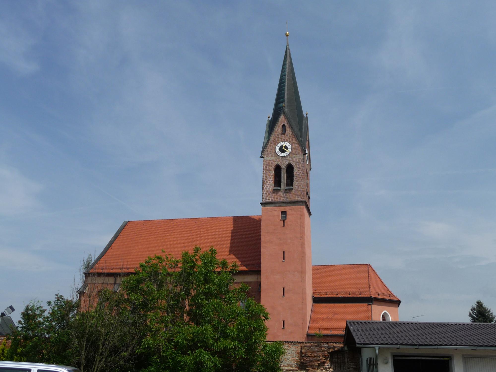 Pfarrkirche Schwanenkirchen