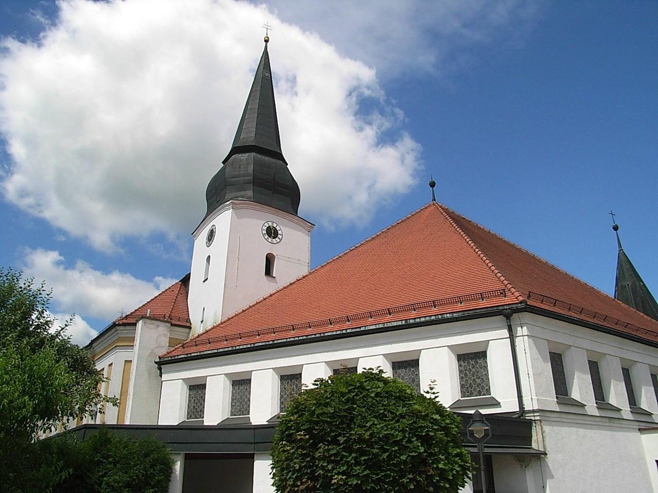 Pfarrkirche Simbach