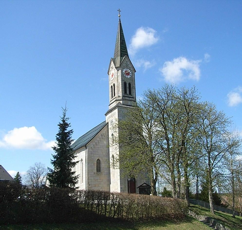Pfarrkirche Sonnen