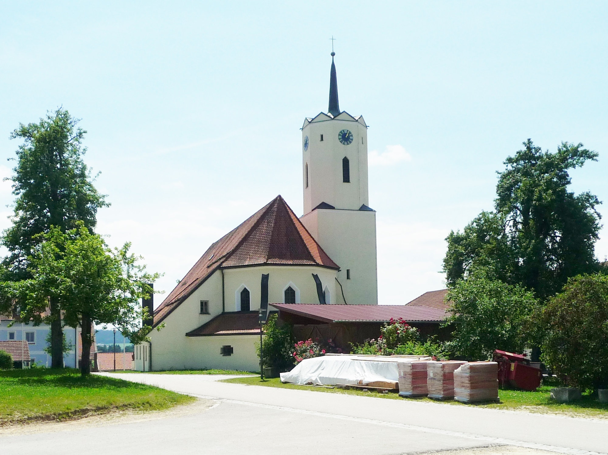 Pfarrkirche St Nikolaus Haag