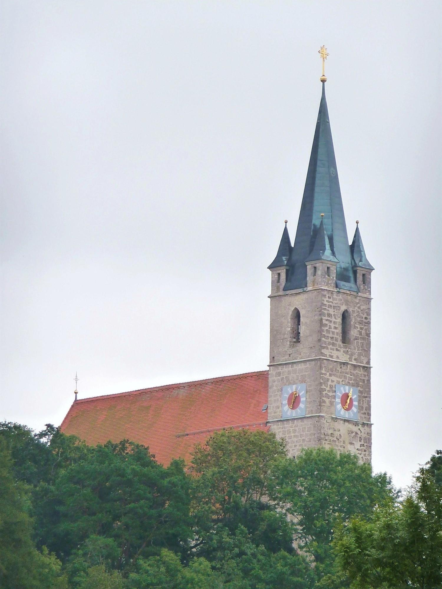 Pfarrkirche St Rupertus2 C Burgkirchen am Wald