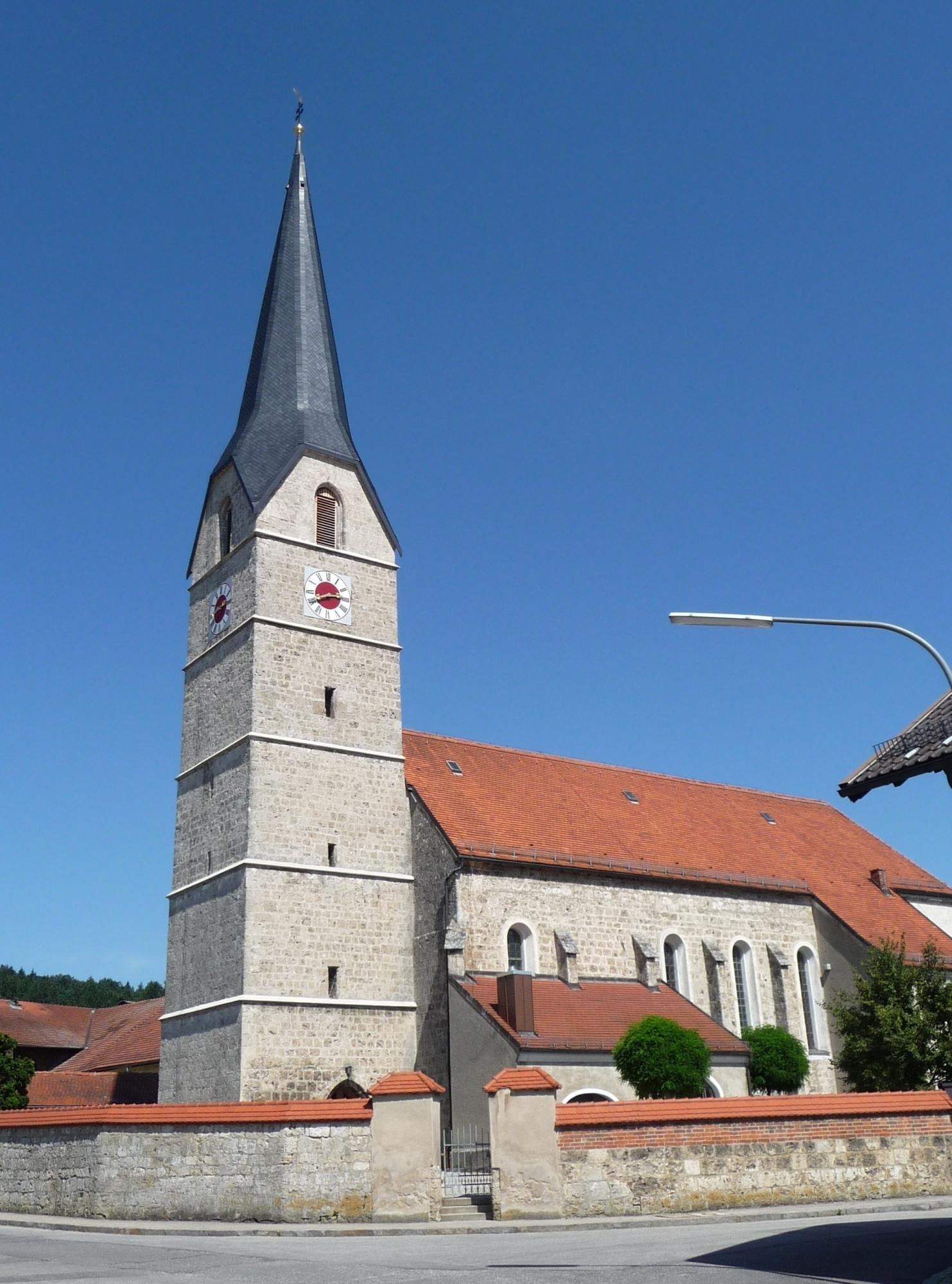 Pfarrkirche Stammham