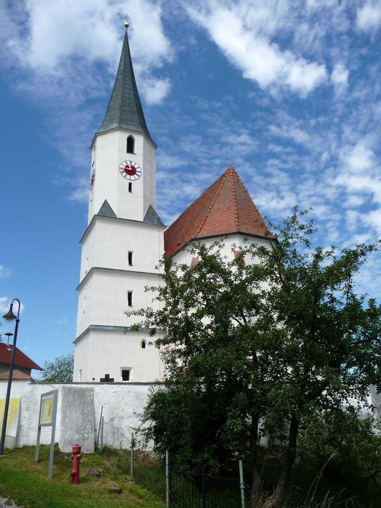 Pfarrkirche Stubenberg