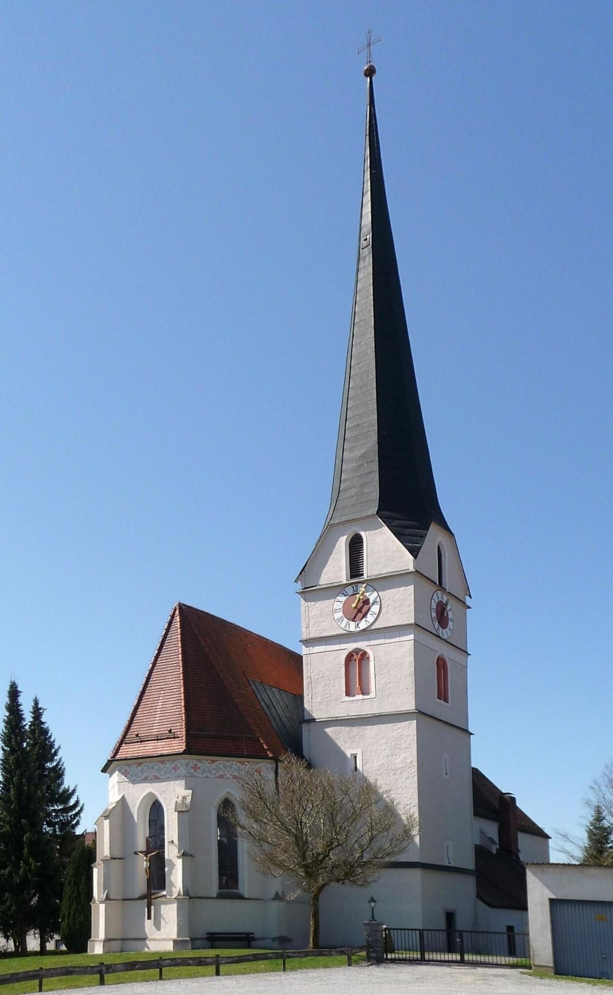 Pfarrkirche Sulzbach am Inn 2 2