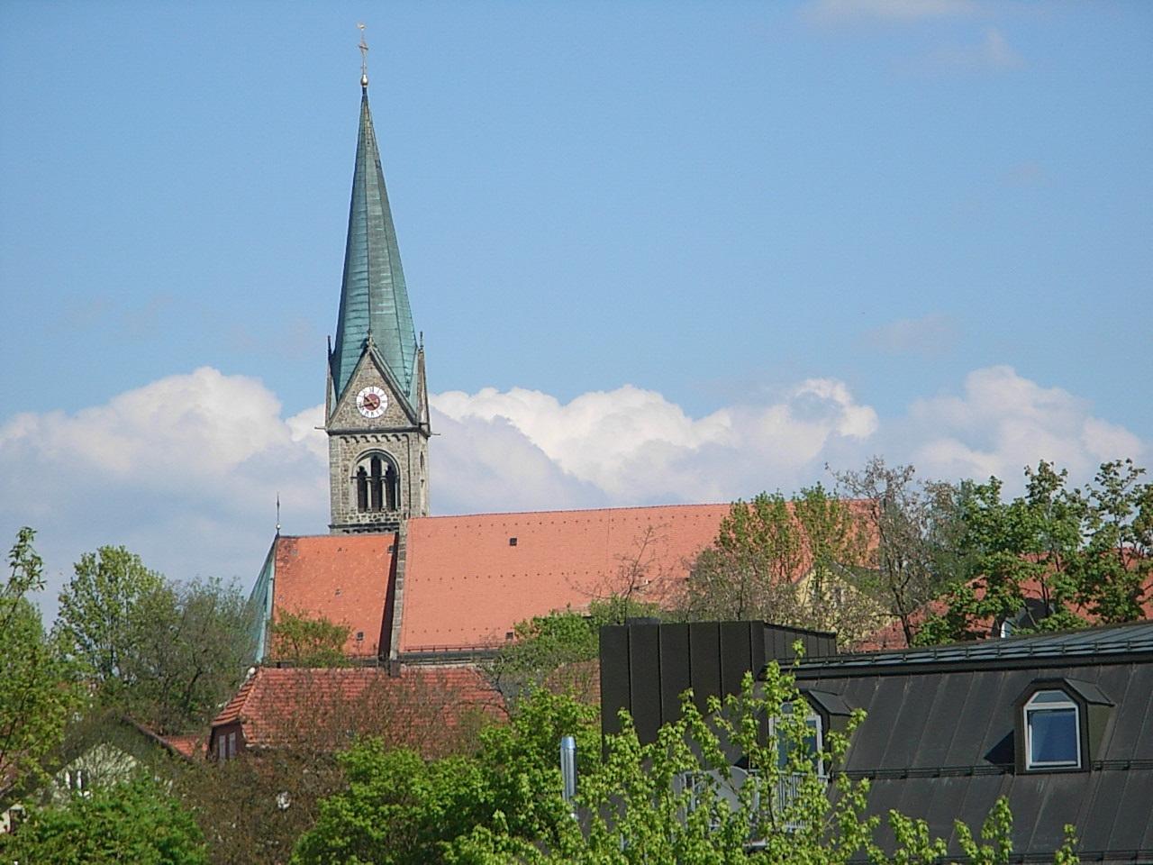 Pfarrkirche Tittling