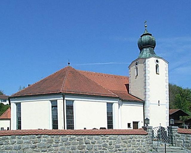 Pfarrkirche Unteriglbach 2