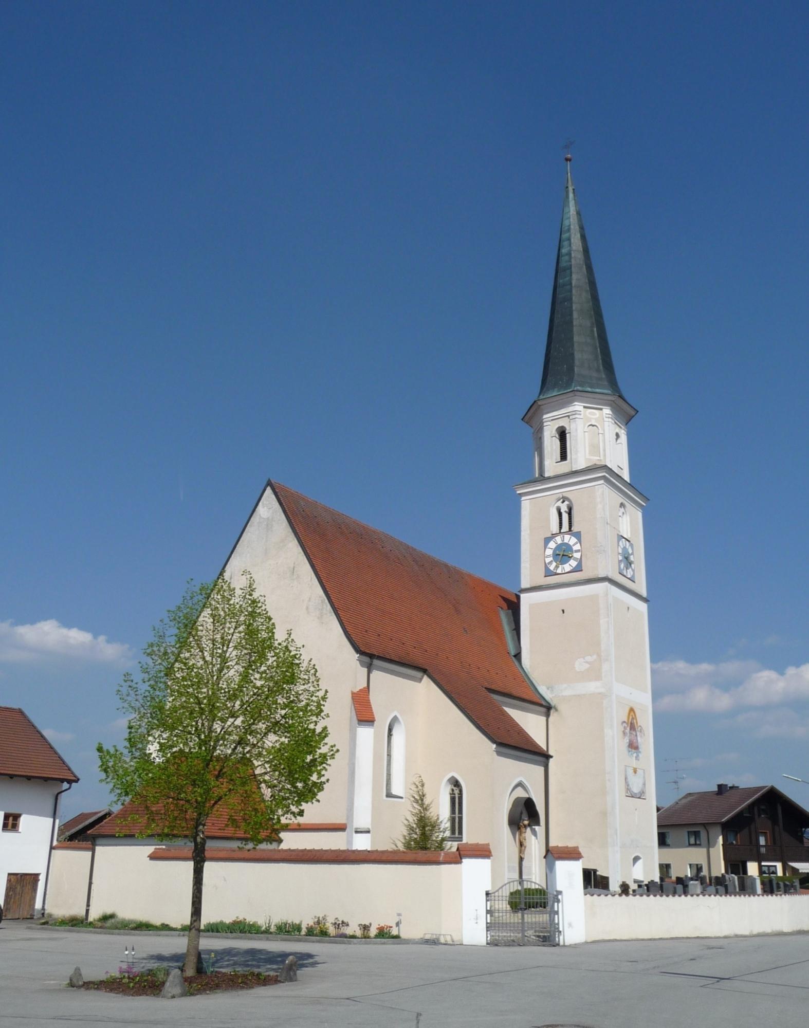 Pfarrkirche Uttigkofen