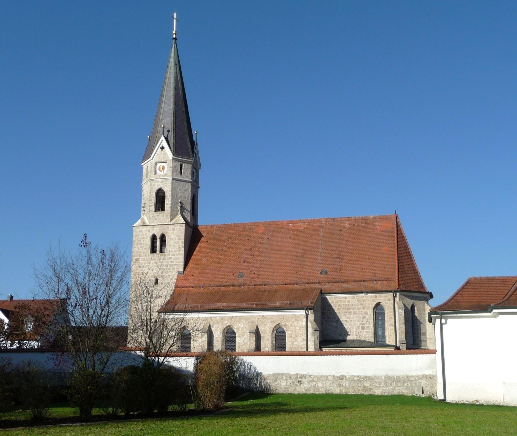 Pfarrkirche WC3 B Crding