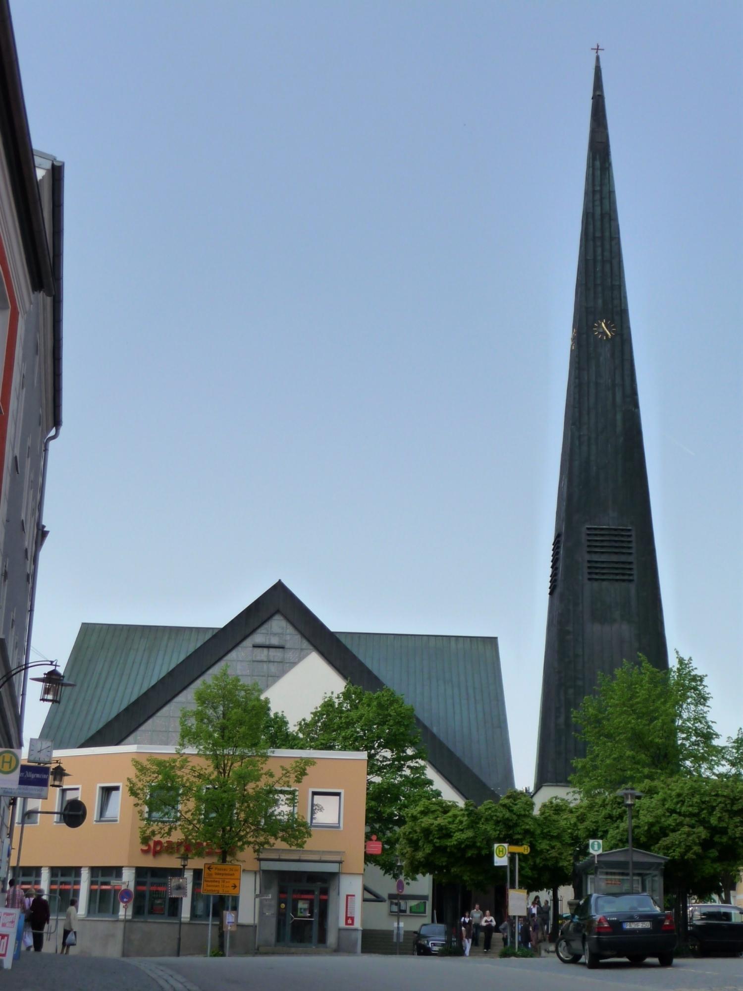 Pfarrkirche Wegscheid