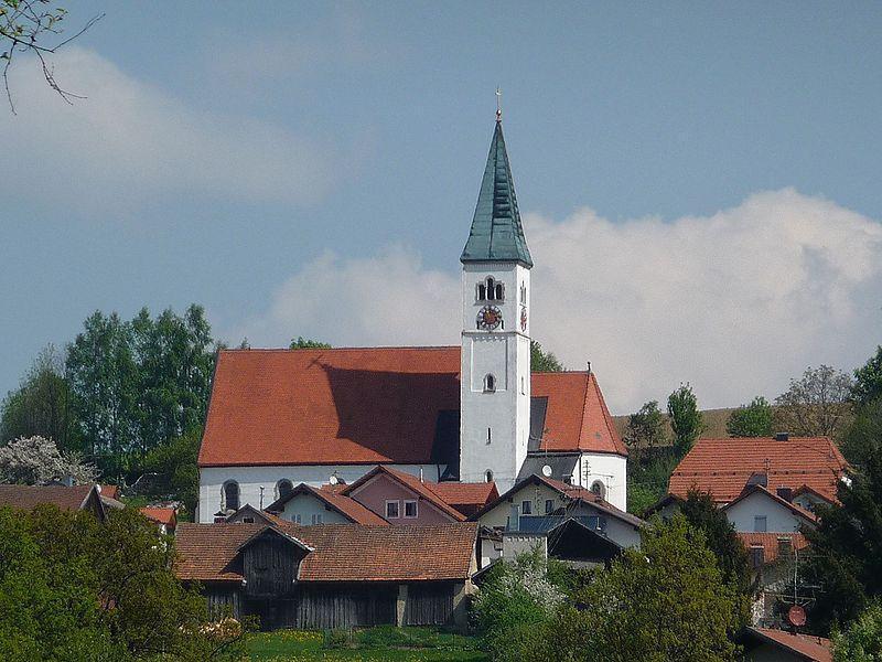 Pfarrkirche Wildenranna
