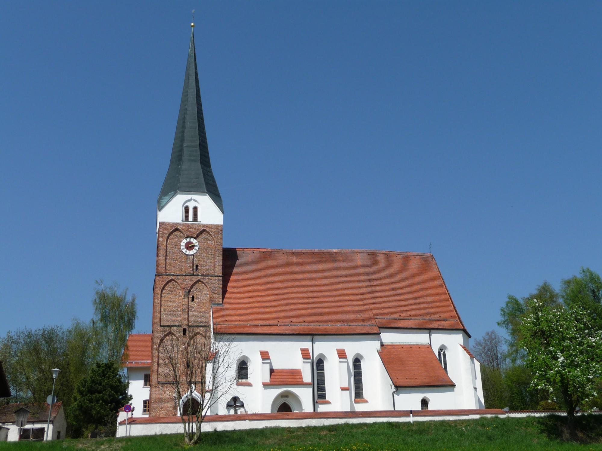 Pfarrkirche Wolfakirchen