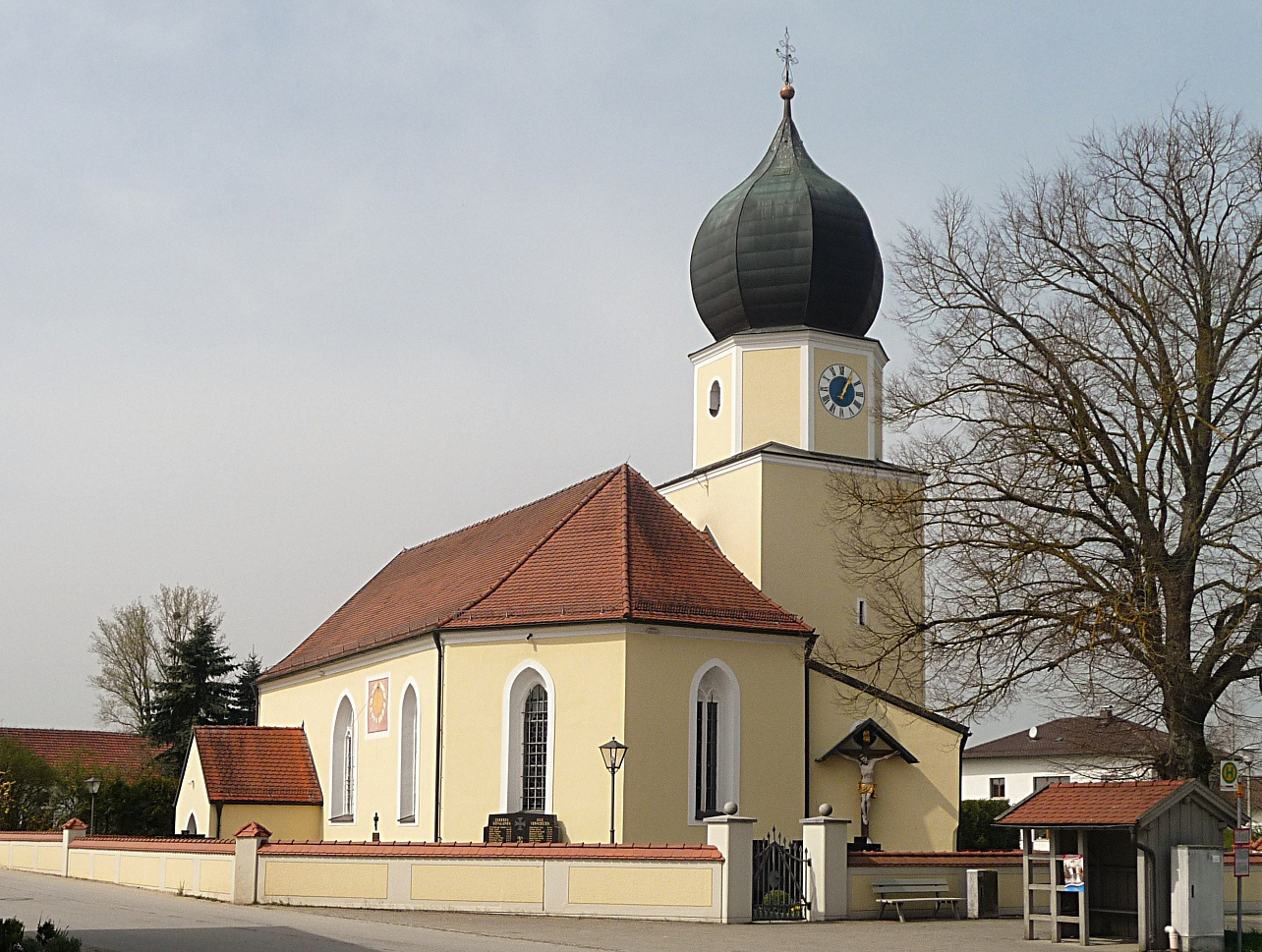St Michael Arbing