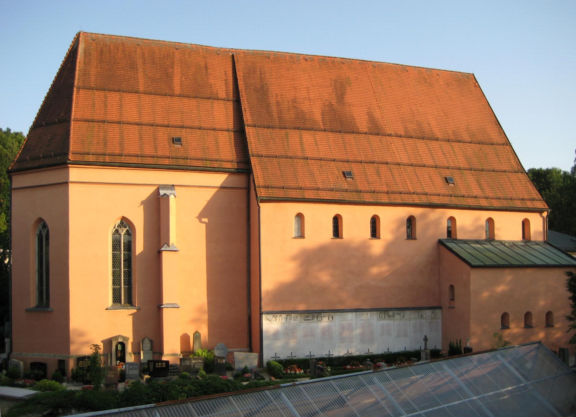 St Severin Passau 1 190121 165752