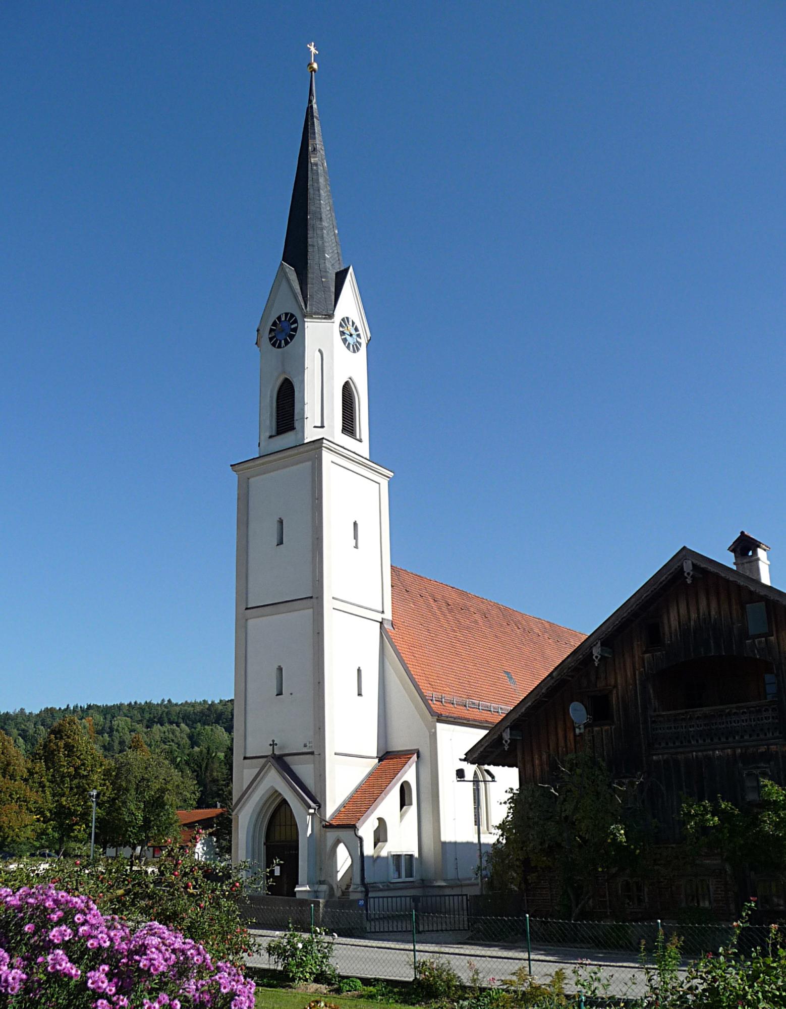 St Ulrich Kirn
