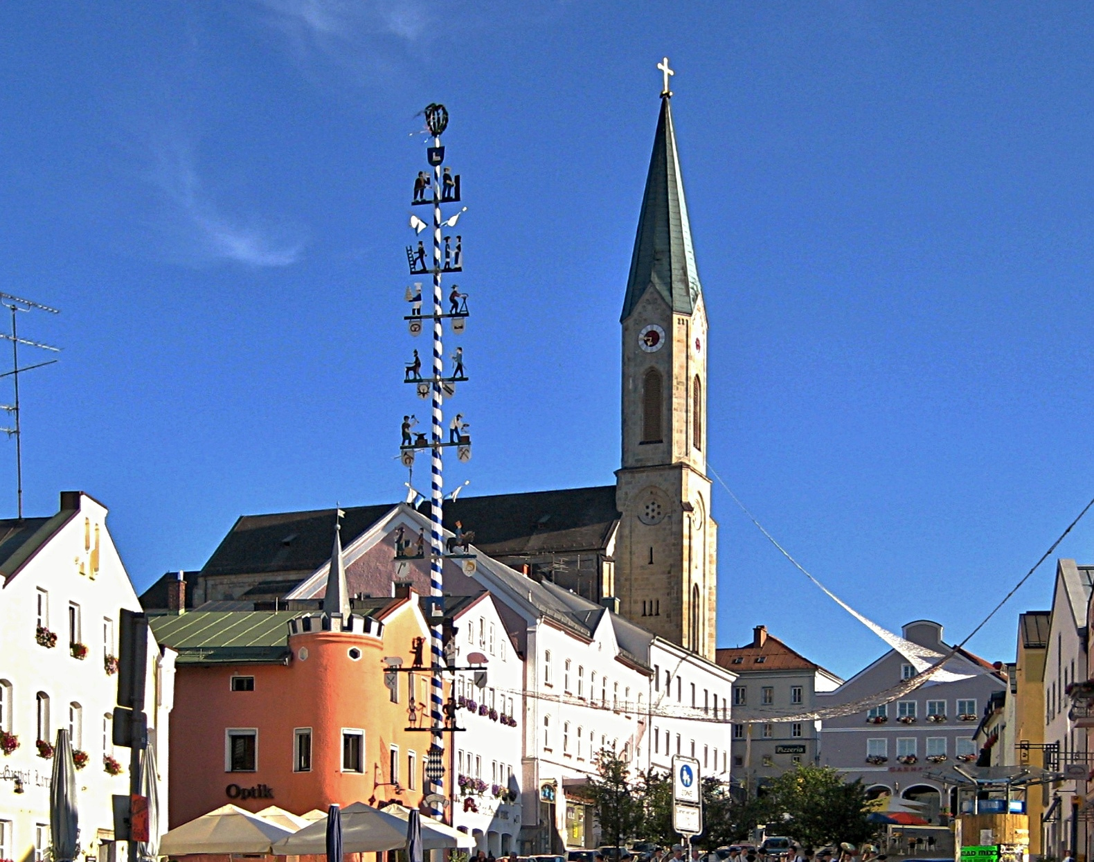 Waldkirchen Marktplatz 2
