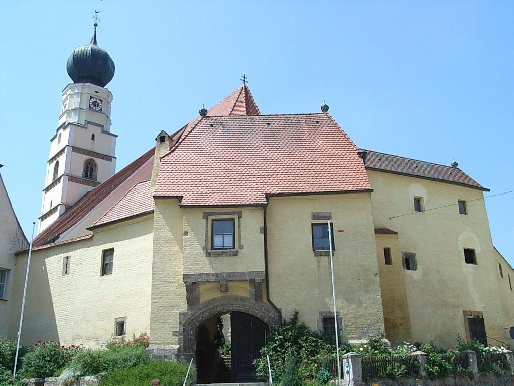 Wehrkirche Koesslarn