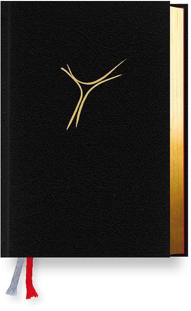 18971 Gotteslob schwarz mit Goldschnitt