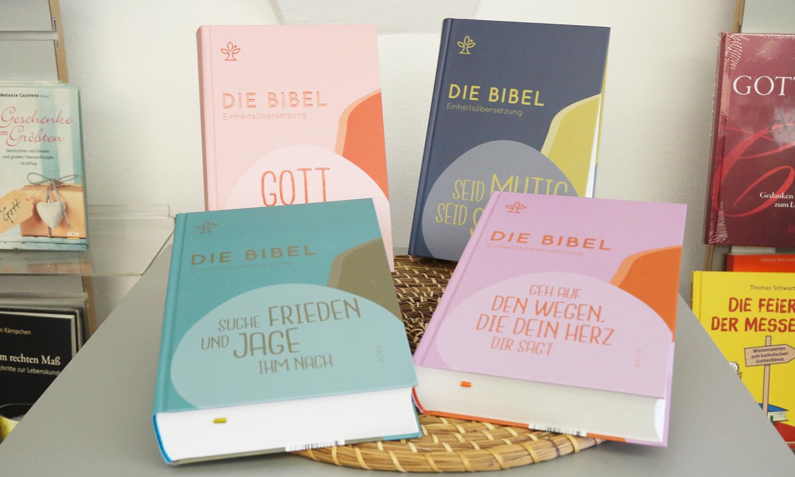 4 Bibeln