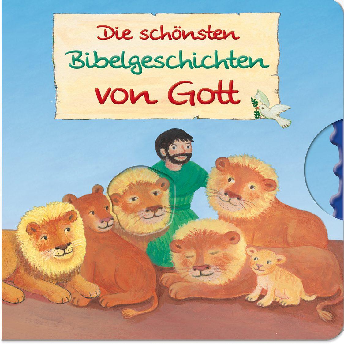 Bube Die schönsten Bibelgeschichten von Gott 203318