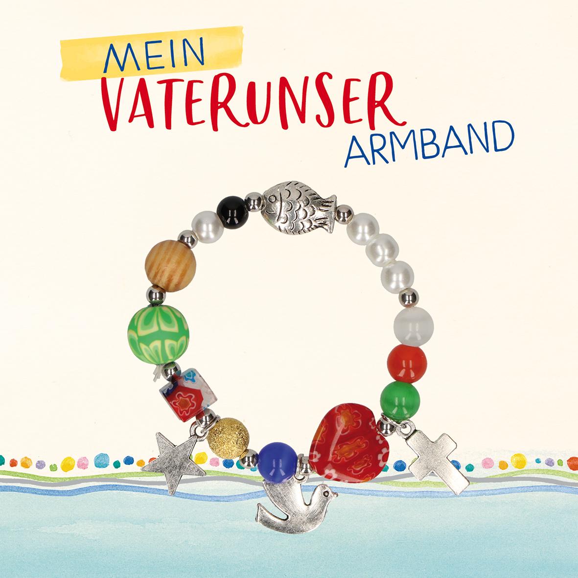 Bube Mein Vaterunser Armband 102928