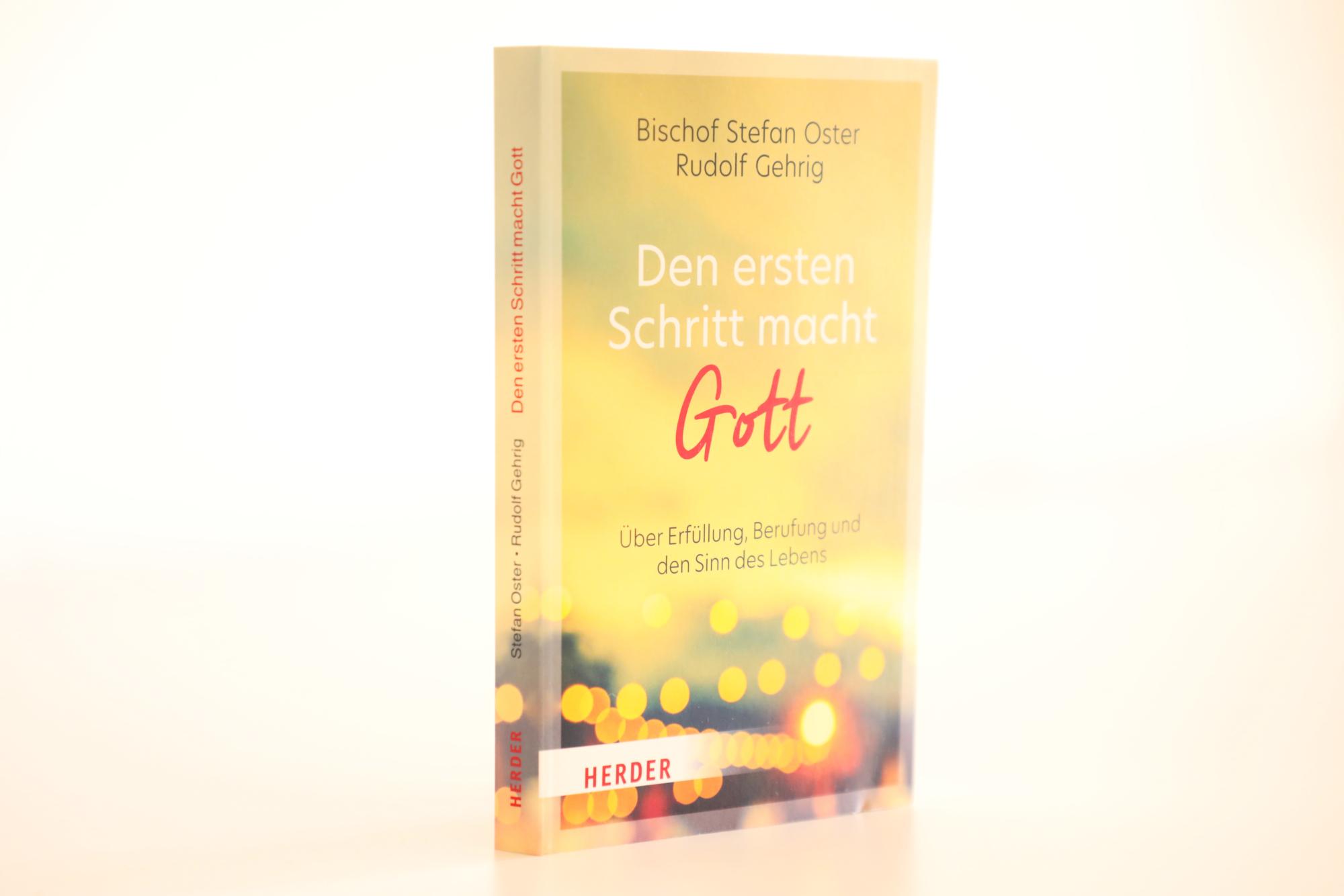 Buch Gott erster Schritt 1