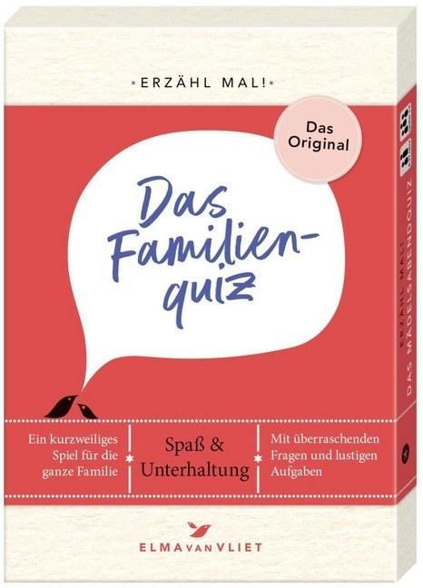Elma Van Vliet Das Familien Quiz 203274