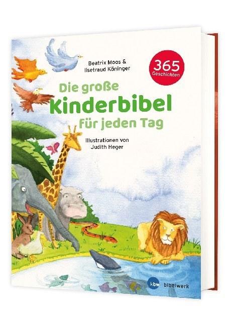 KBW Die große Kinderbibel für jeden Tag 103006