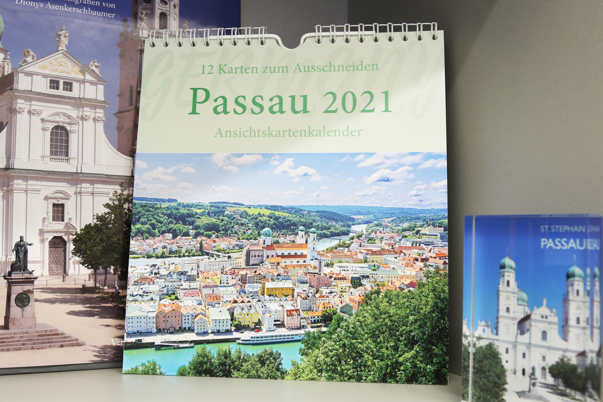 Kalender 2021 Ansichtskarten