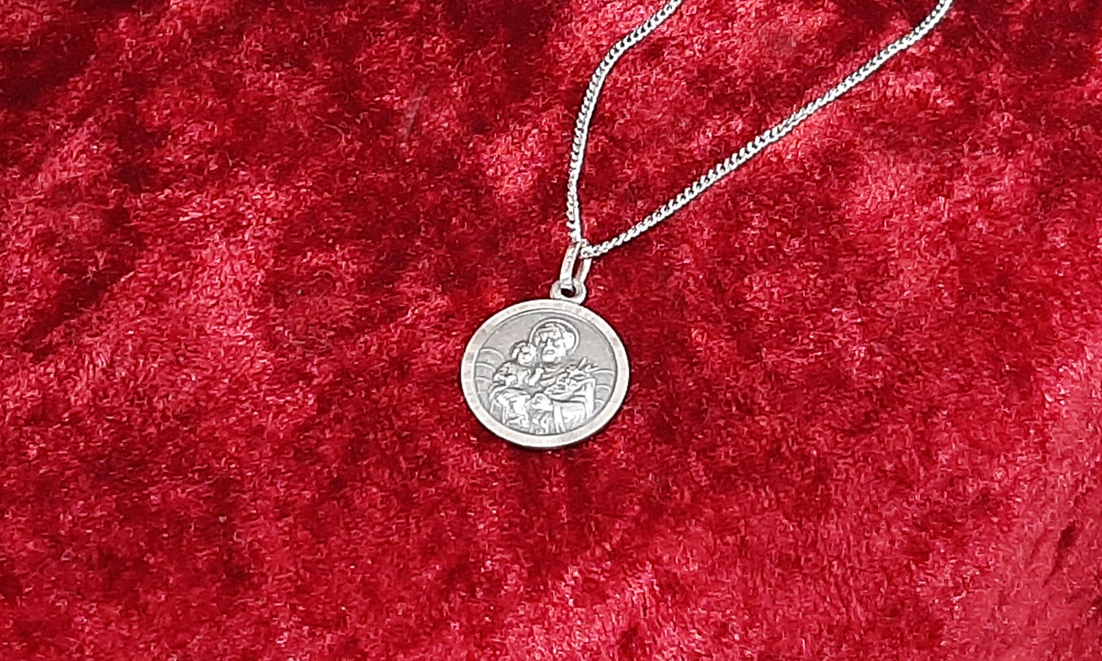 Medaille Hl Josef3
