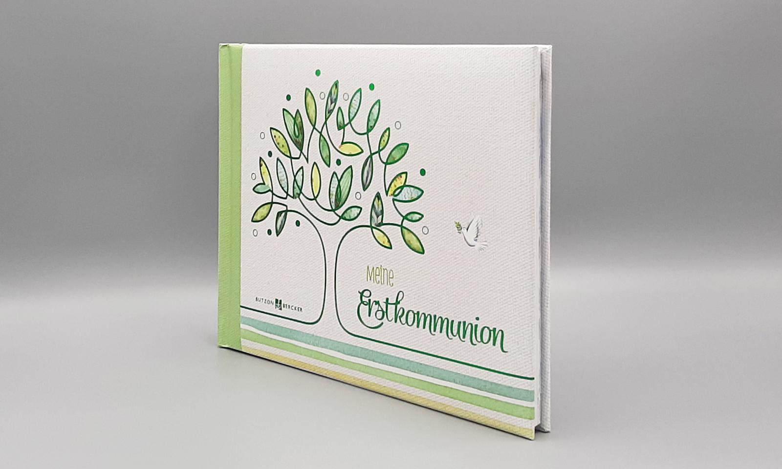Meine Erstkommunion grün1