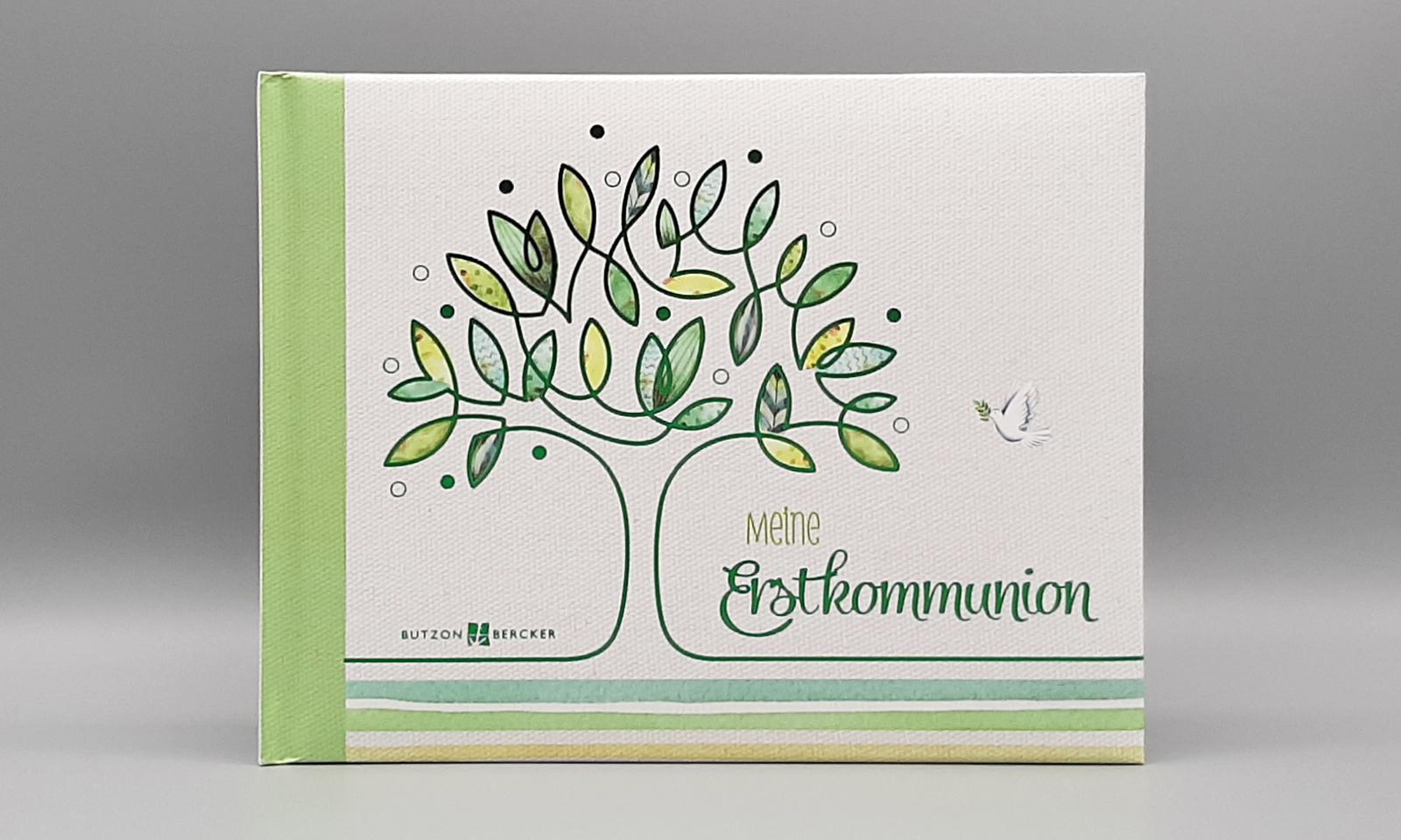 Meine Erstkommunion grün2