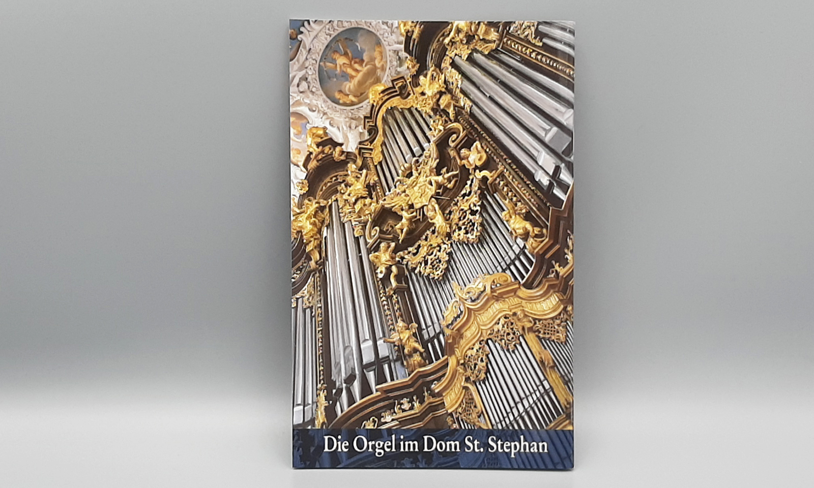 Orgelführer Rückseite