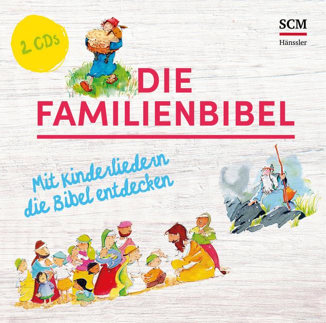 SCM Die Familienbibel CD 203630